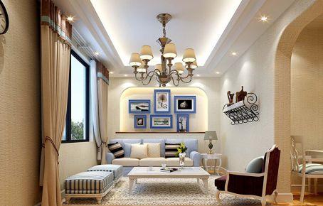 西安中天花园 三居室现代风格装修设计