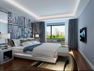 北京天通苑小区 三居室简约风格装修设计