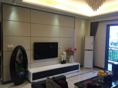 武汉简欧风格三居室装修设计效果图