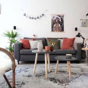 暖系北欧风单身公寓(现场拍摄) 长沙当代广场小区