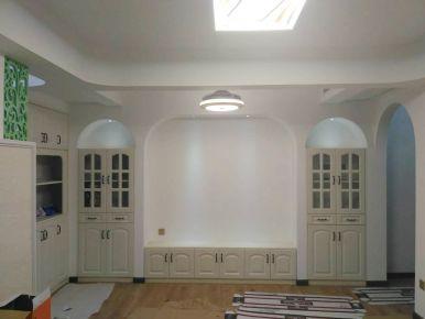 武汉玉带家园 地中海风格三居室装修