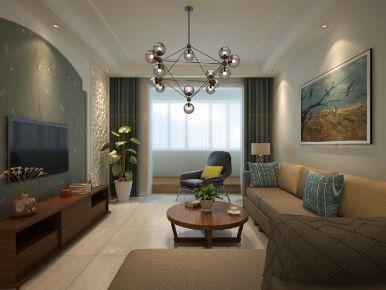 银川李女士的新家 二居室简约风格装修