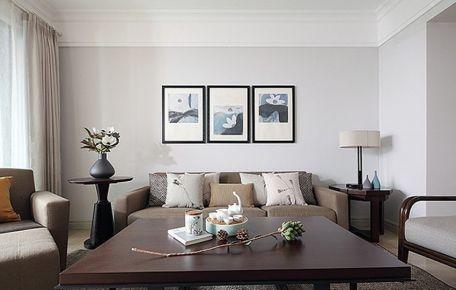 天津简单美家 小户型美式风格装修设计