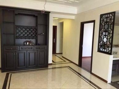 武汉保利心语 三居室中式风格装修