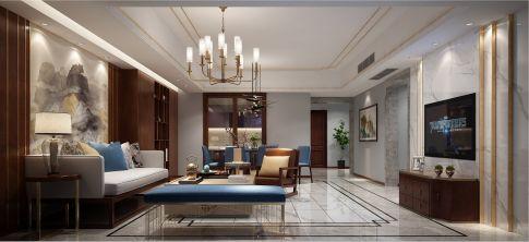 珑耀华府周小姐雅居 现代风格家庭装修