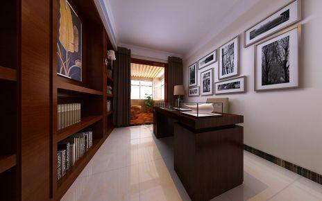德州星凯国际 三居室中式风格装修