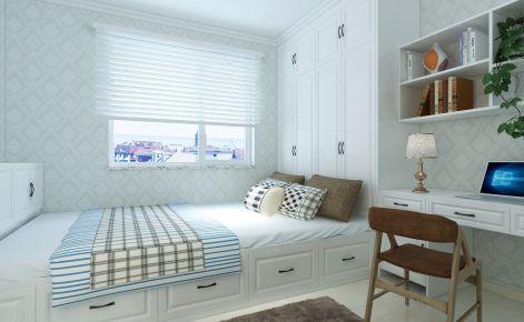 德州双企龙城国际 二居室简约风格装修设计