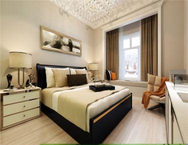 现代简约风格三居室装修