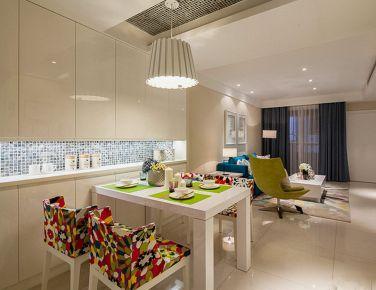 简约风格  二居室装修设计