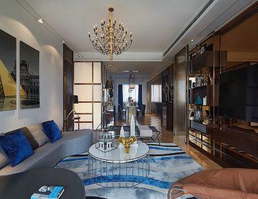 时尚现代 三居室装修设计