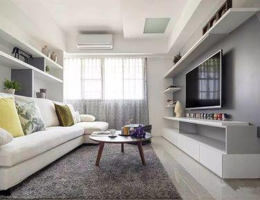 宜家 二居室装修设计欣赏