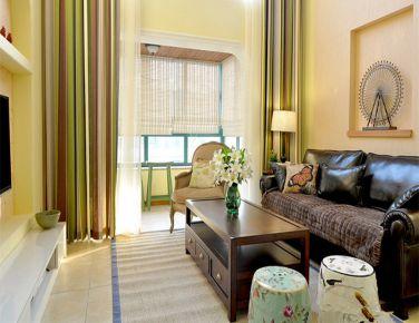 久居岁月 三居室现代风格装修设计