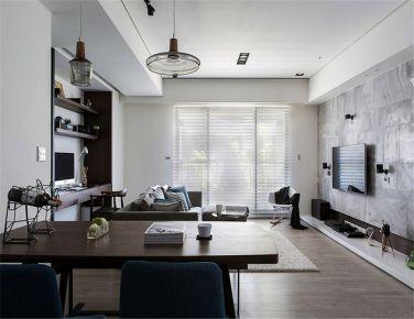天籁 天津现代风格两房装修设计