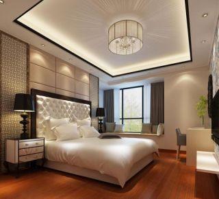 天津大成中环城 中式风格两房装修效果图