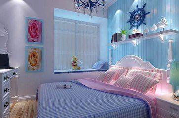深圳昊海花园 现代风格二居室装修