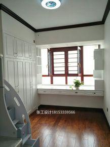 中信 中式风格三居室装修设计