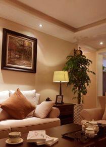 烟台简约现代风格三居室装修