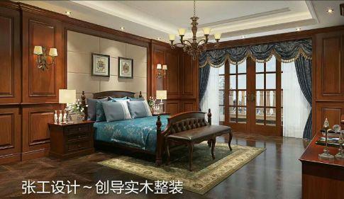 红树西岸 中式风格别墅设计欣赏