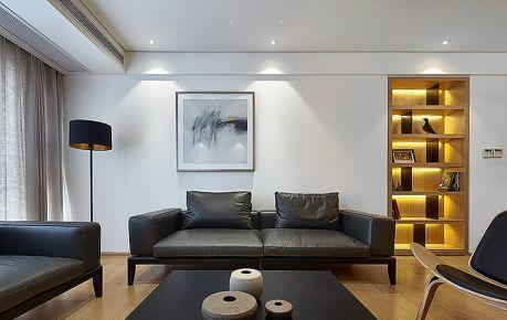 现代简约 两房装修设计欣赏