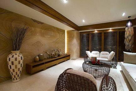 新中式三房装修效果图