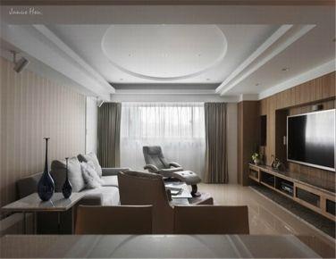 淬炼质感新生活 现代风格三房装修设计