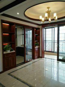 深圳华侨城 中式风格复式装修