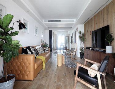 天津北欧风格两房装修设计