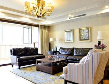 温馨 简约风格二居室装修设计欣赏