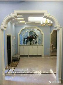 深圳格林公寓 创意混搭四房装修效果图