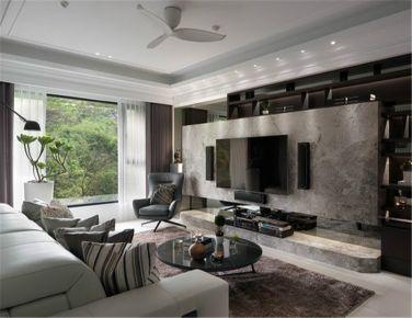 生活记忆 现代风格两房装修设计