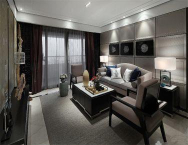品味 天津现代风格两房装修设计