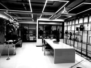 苏州现代办公室装修设计
