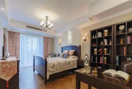美式温馨大宅 每个房间都宽敞