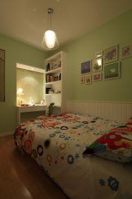 中山海伦印象 美式风格三房装修效果图