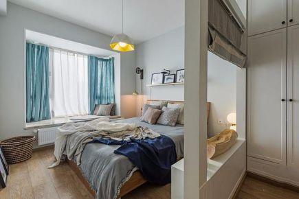 【武汉汇艺装饰】70㎡两室一厅北欧装修设计