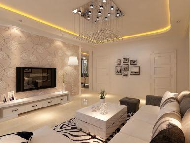 青岛装修:现代风格家庭装修效果图分享