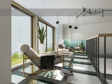 青岛装修:海乐府钢结构搭建休闲区