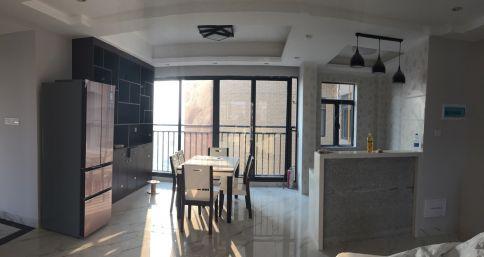 中山唯美嘉园罗小姐雅居  现代风格家庭装修设计