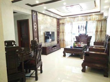 中山尚华花园葛总雅居  中式风格三房装修设计