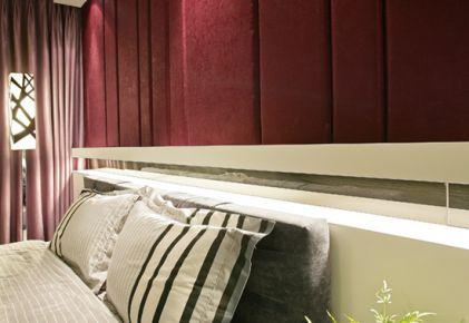 现代简约风格三房装修设计 无锡滨湖天鹅湖熙园小区