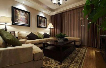 绵阳阳光清华--现代简约三居室装修
