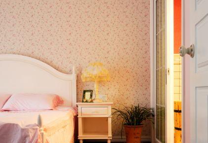 无锡滨湖区观山名筑 田园风格三居室装修设计