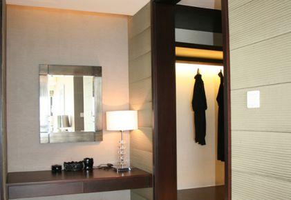 无锡欧式风格四居室装修设计 保利香槟国际小区