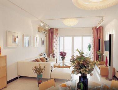 绵阳半山蓝湾--现代简约风格家庭装修设计