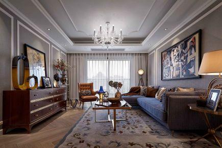 绵阳欧式风格家庭装修设计 | 中心地带