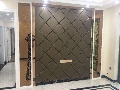 中山汇晖名苑 现代风格三居室装修设计