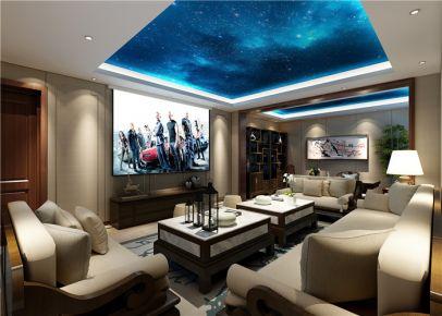 龙发装饰-泰宏建业国际城中式300平米装修案例图