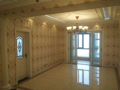 咸阳欧式风格三房装修设计案例 咸阳东华泰小区