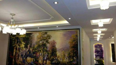 咸阳西华泰 创意混搭三居室家庭装修设计欣赏