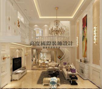 成都悠山郡欧式风格别墅装修设计案例